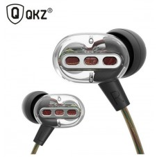 Earphone Bass Subwoofer Stereo With Microphone