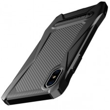 Case For iPhone X -Carbon Fiber