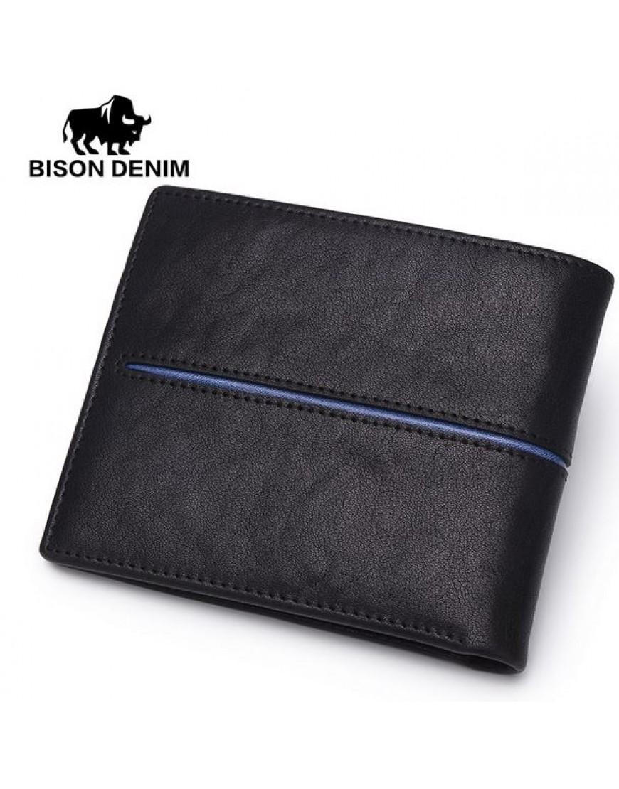 8206b799 Genuine Leather Wallet Men Brand Fashion