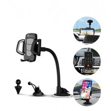 Phone mount -in-1 Universal Phone Holder, Air Vent, Dashboard & Windshield Car