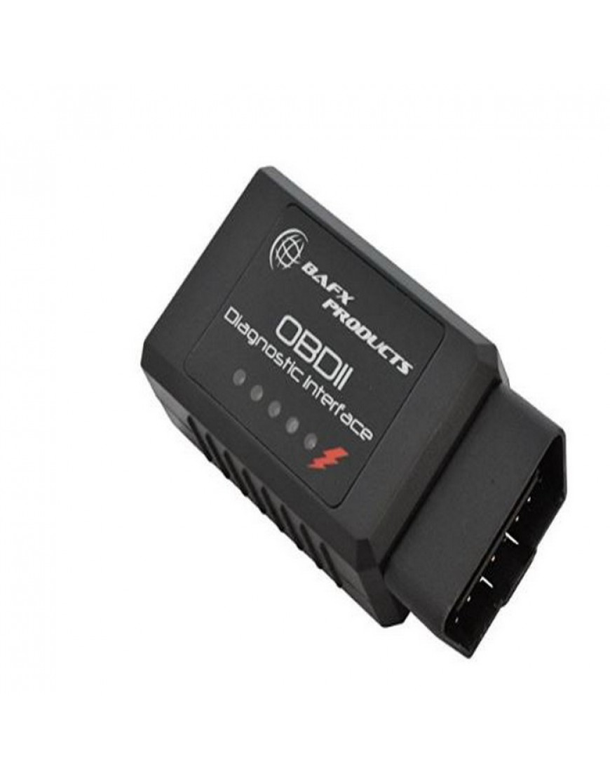 Bluetooth OBDII Scan Tool for Android Devices -BAFX 34t5