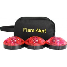 LED Emergency Beacon Flares
