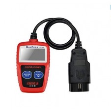 Code Reader Scanner for OBDII/OBD2 Vehicles Read&Erase Engine Fault codes