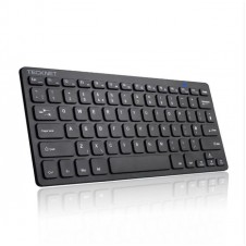 Backlit Bluetooth Illuminated Ultra-Slim Wireless Keyboard Rechargeable For iOS ,Windows and Android 3.0