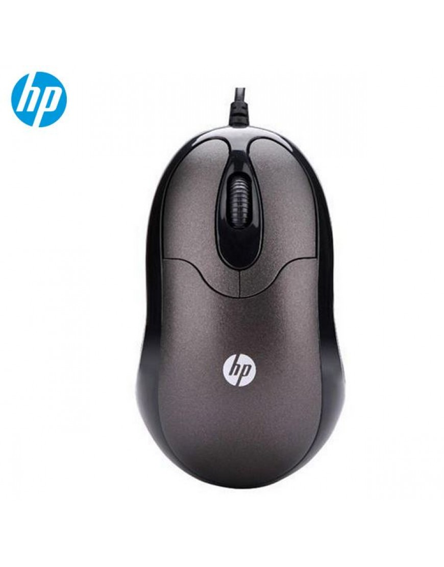HP Wired Mouse Adjustable 3000DPI 4 Buttons Gaming Mouse