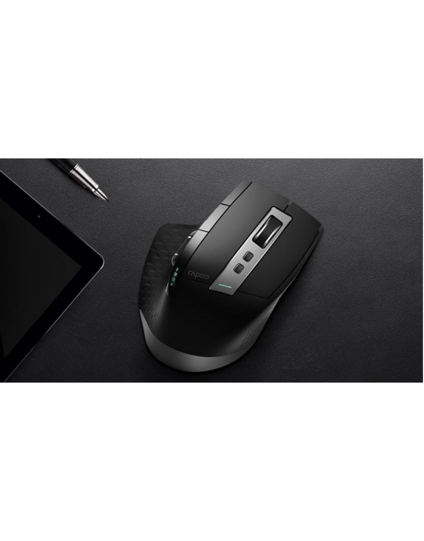 Rapoo Multi-mode Wireless Mouse Bluetooth 3 0/4 0 And 2 4G Switch