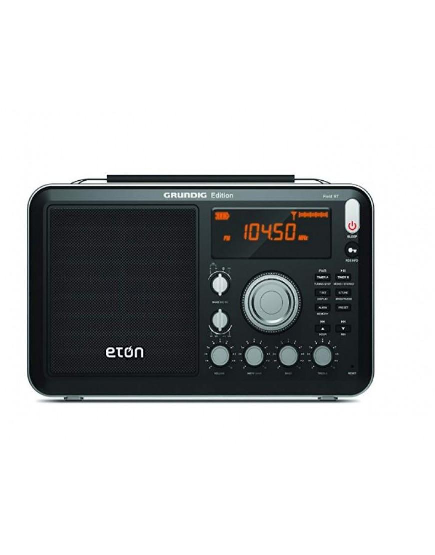 Shortwave Radio Eton Field AM / FM with RDS and Bluetooth