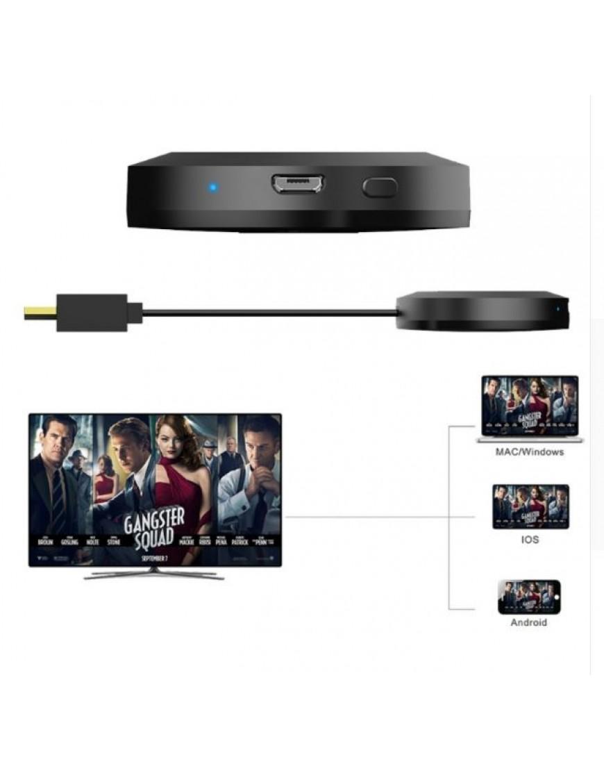 Google Chromecast Tv Stick Wireless Wifi Display 1080p Hdmi Original Untuk Mirroring Miracast Cast Chrome Screen Dongle