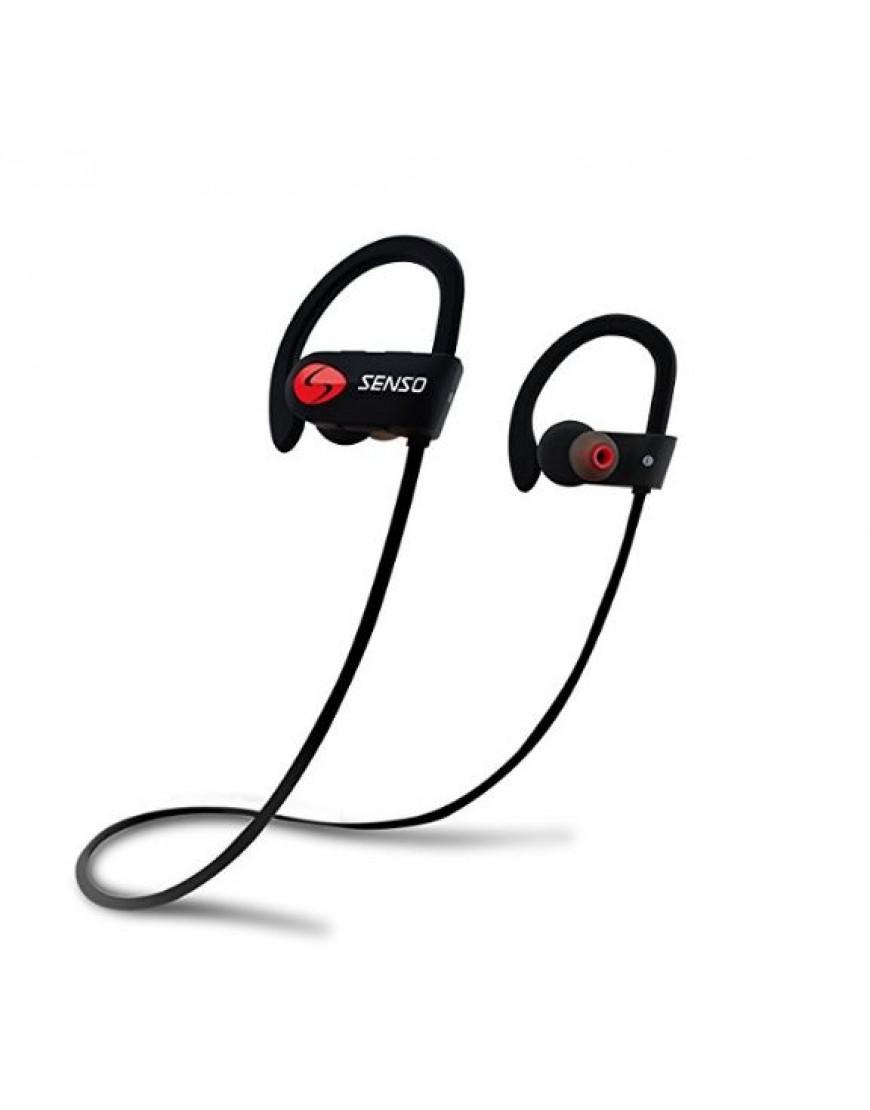 Bluetooth Headphones Best Wireless Sports Earphones W Mic Ipx7 Fleksibel Earphone Ipad Air 2 Senso