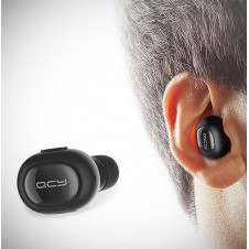 Mini Bluetooth Earbud, Bluetooth Invisible Earpiece With Mic, Hands-free Stereo noise canceling