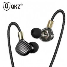 Earphone 6 Units Balanced Armature BA Drivers In-Ear Monitor Noise Cancelling Custom Earphone