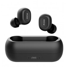 QCY Bluetooth 5.0 headphone 3D stereo wireless earphone with dual microphone