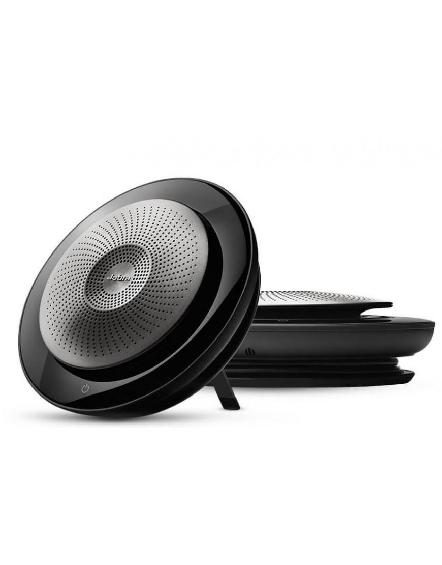 jabra speak 710 uc wireless bluetooth speaker speakerphone for softphone and mobile phone. Black Bedroom Furniture Sets. Home Design Ideas