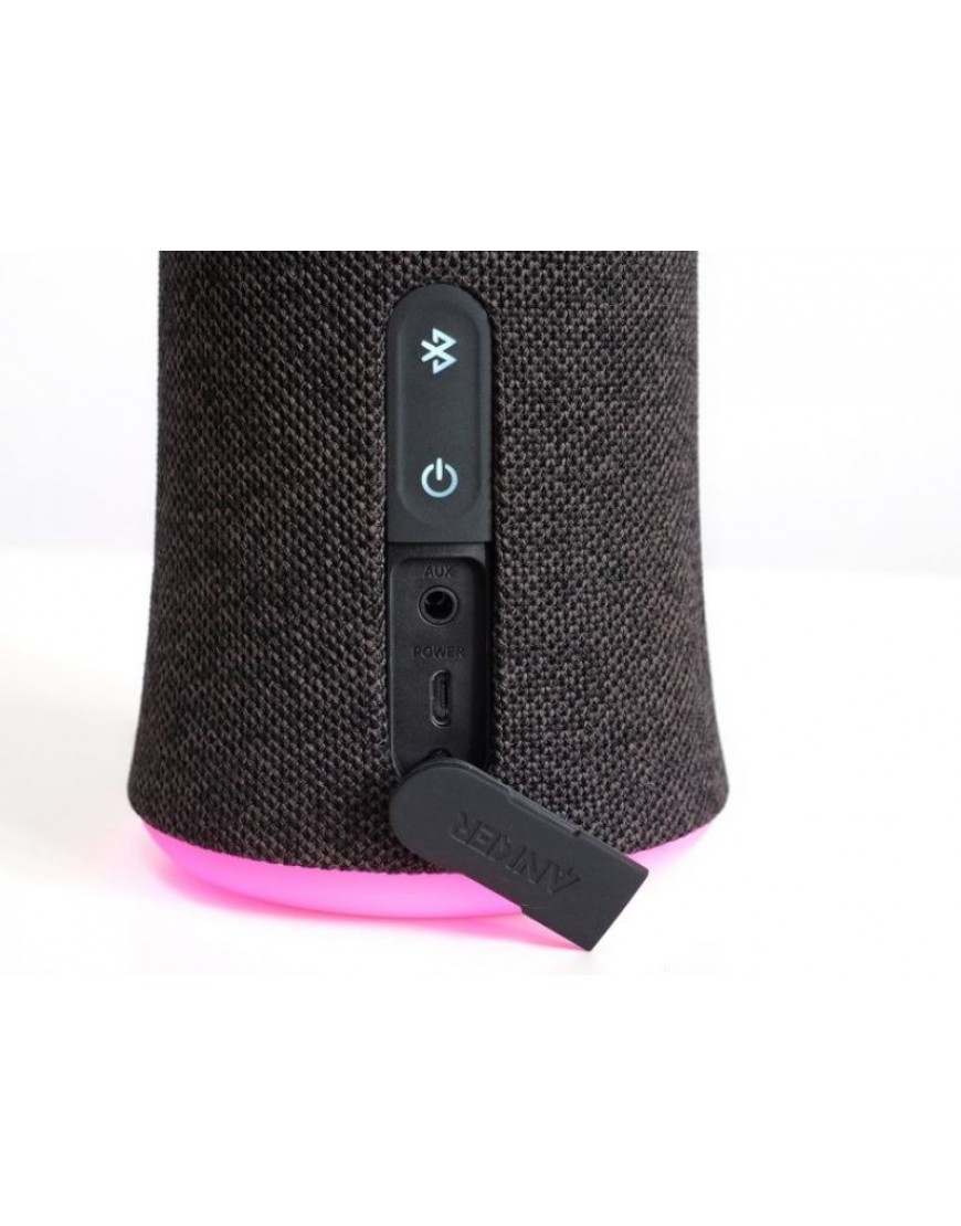Portable, Bluetooth, Speaker, Soundcore, Flare, Wireless